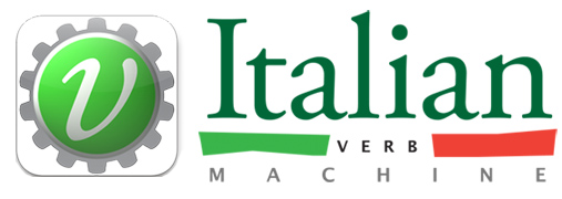 Italian Verb Machine logo